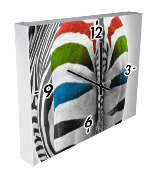 horloge zebre 2