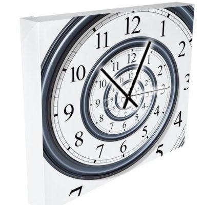 horloge temps infini