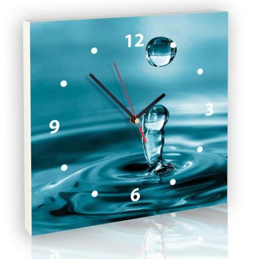 horloge goutte d'eau
